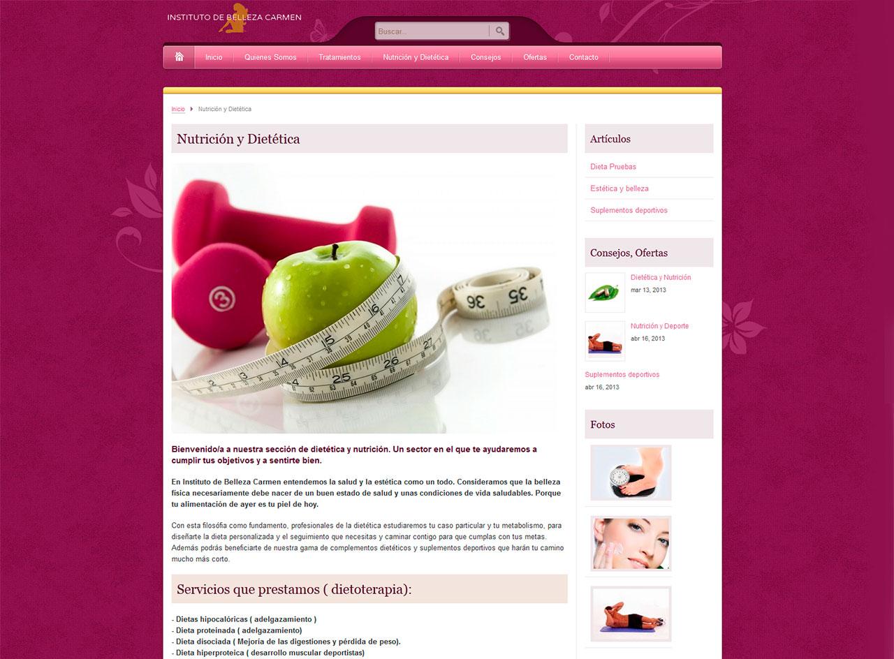 paginas de servicios sexuales belleza