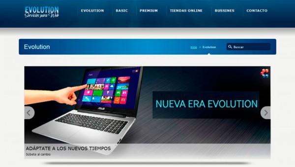 pagina-web-evoluciona-economica